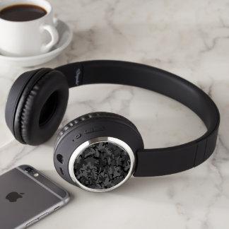 Black Camo Headphones