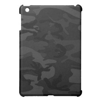 Black Camo iPad Case