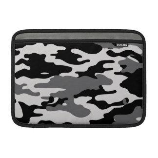 BLACK CAMO MacBook AIR SLEEVES