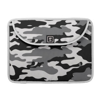 BLACK CAMO SLEEVES FOR MacBook PRO