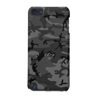 Black Camo Pattern iPod Touch (5th Generation) Covers