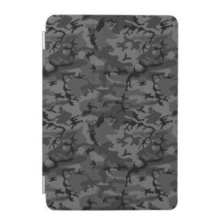 Black Camo Pattern iPad Mini Cover