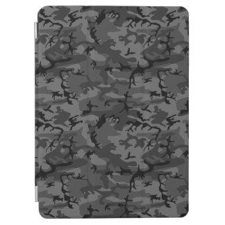 Black Camo Pattern iPad Air Cover