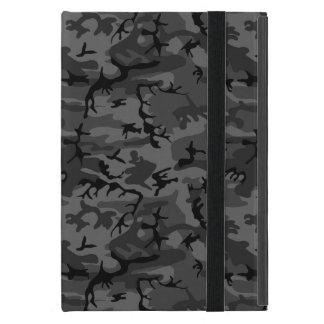 Black Camo Pattern iPad Mini Case