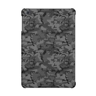 Black Camo Pattern iPad Mini Retina Case