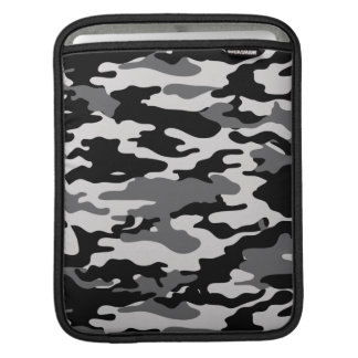 BLACK CAMO SLEEVE FOR iPads
