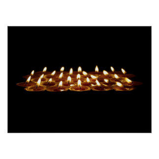 Black Candles Poster