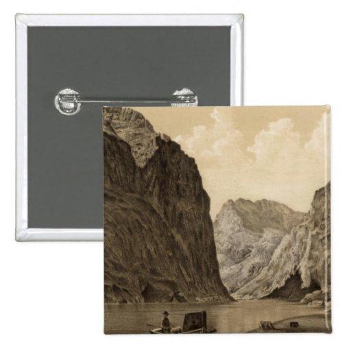 Black Canon, Colorado River 2 Pinback Button