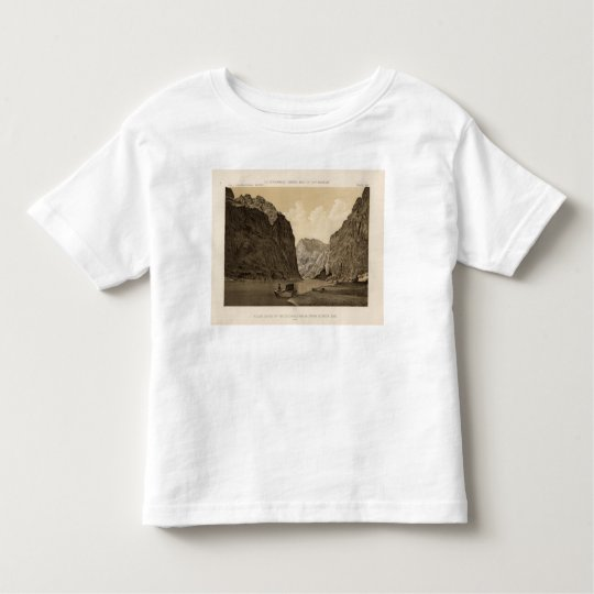 Black Canon, Colorado River 2 Toddler T-shirt