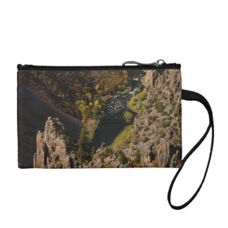 Black Canyon of the Gunnison Change Purse