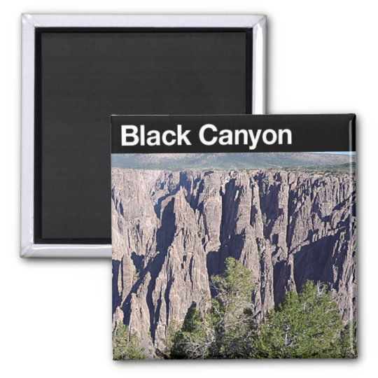 Black Canyon of the Gunnison NP Magnet