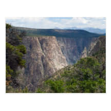 Black Canyon of the Gunnison Post Cards