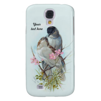 Black Cap Warbler Galaxy S4 Covers
