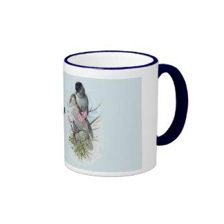 Black Cap Warblers Mug