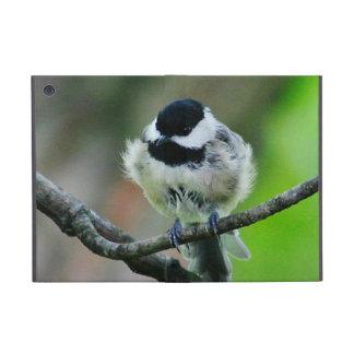 Black Capped Chickadee Bird iPad Mini Case