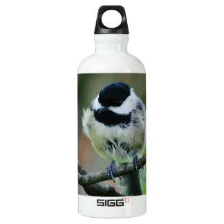 Black Capped Chickadee Bird SIGG Traveler 0.6L Water Bottle