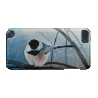Black Capped Chickadee IPod Touch Case