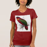 Black-Capped Lory by Edward Lear T Shirts