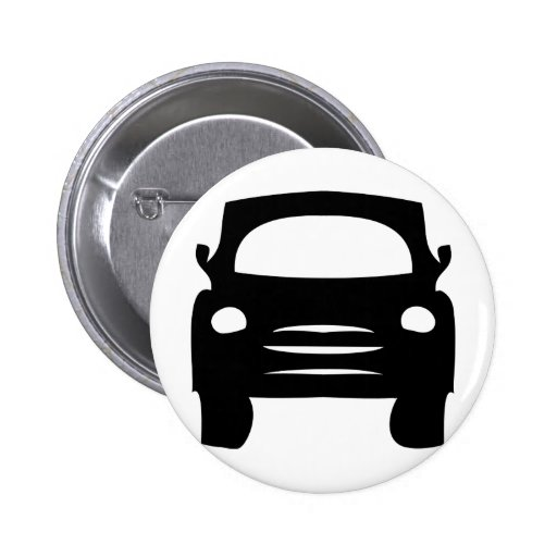 black car icon button