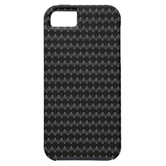 Black Carbon Fiber Alien Skin iPhone 5 Cover