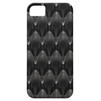 Black Carbon Fiber Alien Skin iPhone SE/5/5s Case
