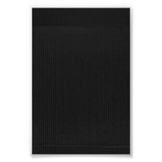 Black Cardboard Textured Background Posters