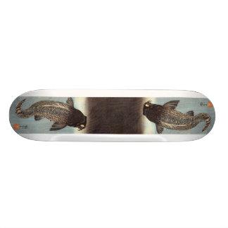 Black Carp Skateboard