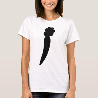 black carrot icon T-Shirt