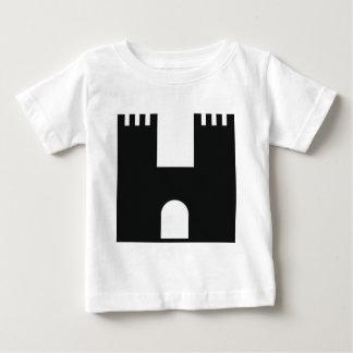 black castle baby T-Shirt