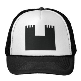 black castle chateau hats