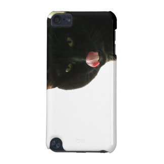 Black Cat 1 iPod Touch 5G Cover