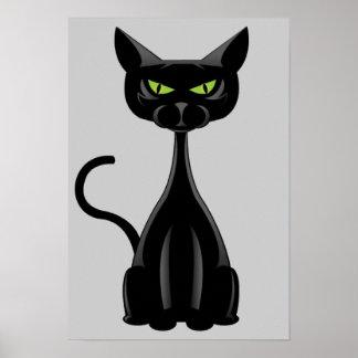 Black Cat 2 Posters