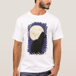 Black Cat and the Moon T-Shirt