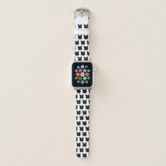Black Cat Apple Watch Band