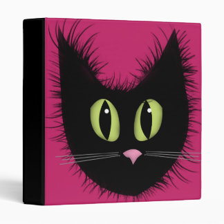 Black Cat Binder