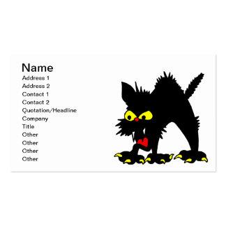 Black Cat Business Cards