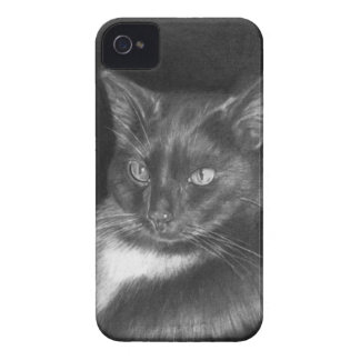Black Cat Case-Mate iPhone 4 Barely There iPhone 4 Cases