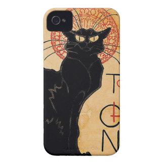 Black Cat Case-Mate iPhone 4 Cases