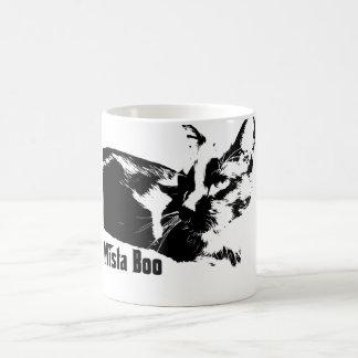 Black Cat Club Mug-Mista Boo