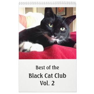 Black Cat Club vol. 2 Calendar