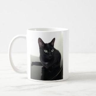 Black Cat Coffee Cup