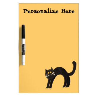 personalized Dry Erase Boards kids