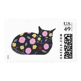 Black Cat Flowers Plants Cats Can Eat Stamps