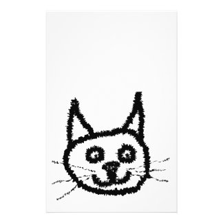 Black Cat Custom Flyer
