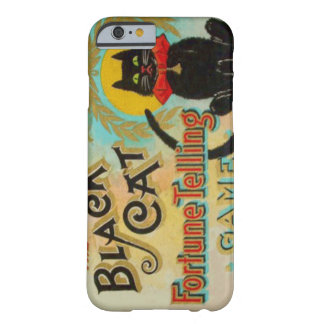 Black Cat Fortune Telling Game Barely There iPhone 6 Case