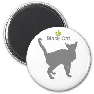 Black Cat g5 2 Inch Round Magnet