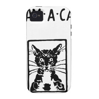 Black Cat Gifts Case-Mate iPhone 4 Cover