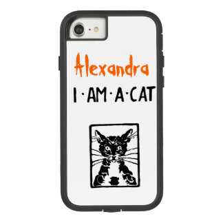 Black Cat Gifts Case-Mate Tough Extreme iPhone 8/7 Case