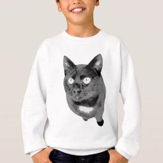 Black Cat Good Luck Sweatshirt
