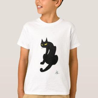 BLACK CAT HALLOWEEN PARTY T-Shirt